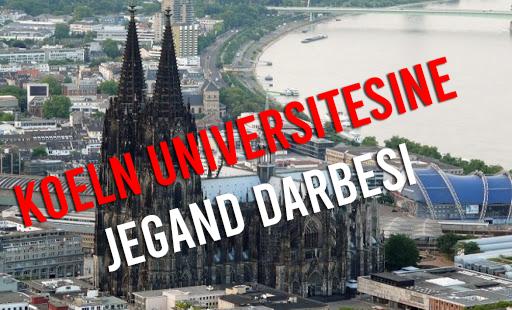 Almanya'nın En Büyük Üniversitelerinden Köln Dumplandı!