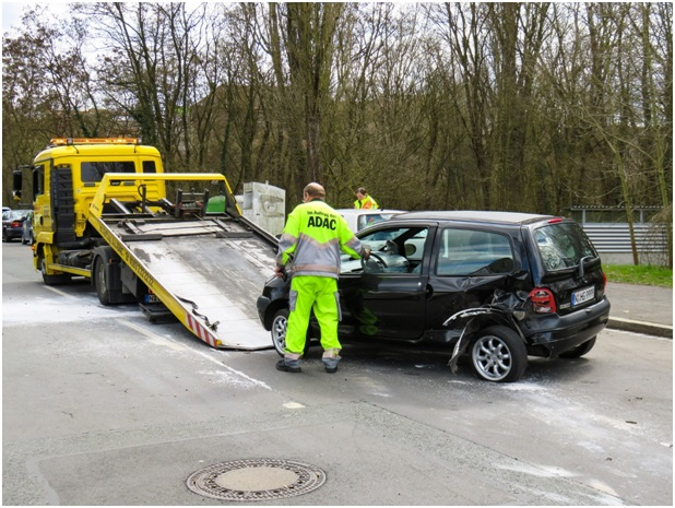 What You Should Expect from a Towing Company
