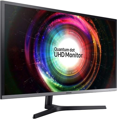 Review Samsung UH850 Series 31.5 inch 4K QHD QLED Monitor