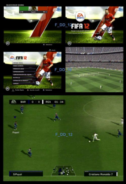 FIFA 2012 [Latino] [NTSC] [PS2]