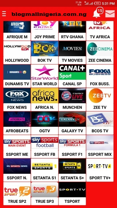 Forget Your DStv, Download This App, Watch Over 120 Channels For Free – Including Sports, Movies