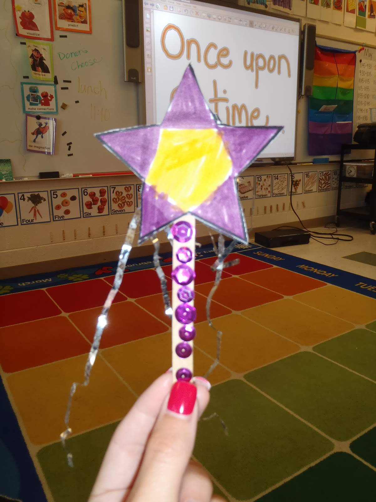 Kinder Garden: Little Miss Glamour Goes To Kindergarten: Fairy Tales