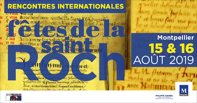 Rencontres et fêtes internationales de Saint-Roch 2019