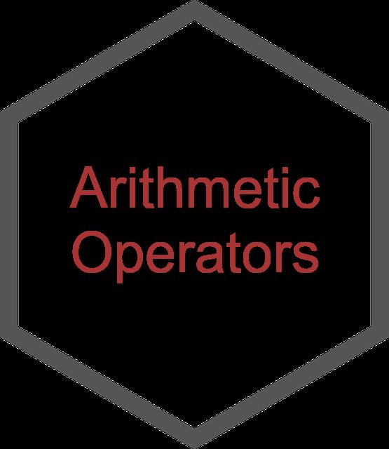 Arithmetic Operators
