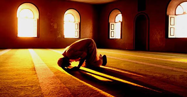 sholat witir dan shalat sunnah wudlu serta doanya