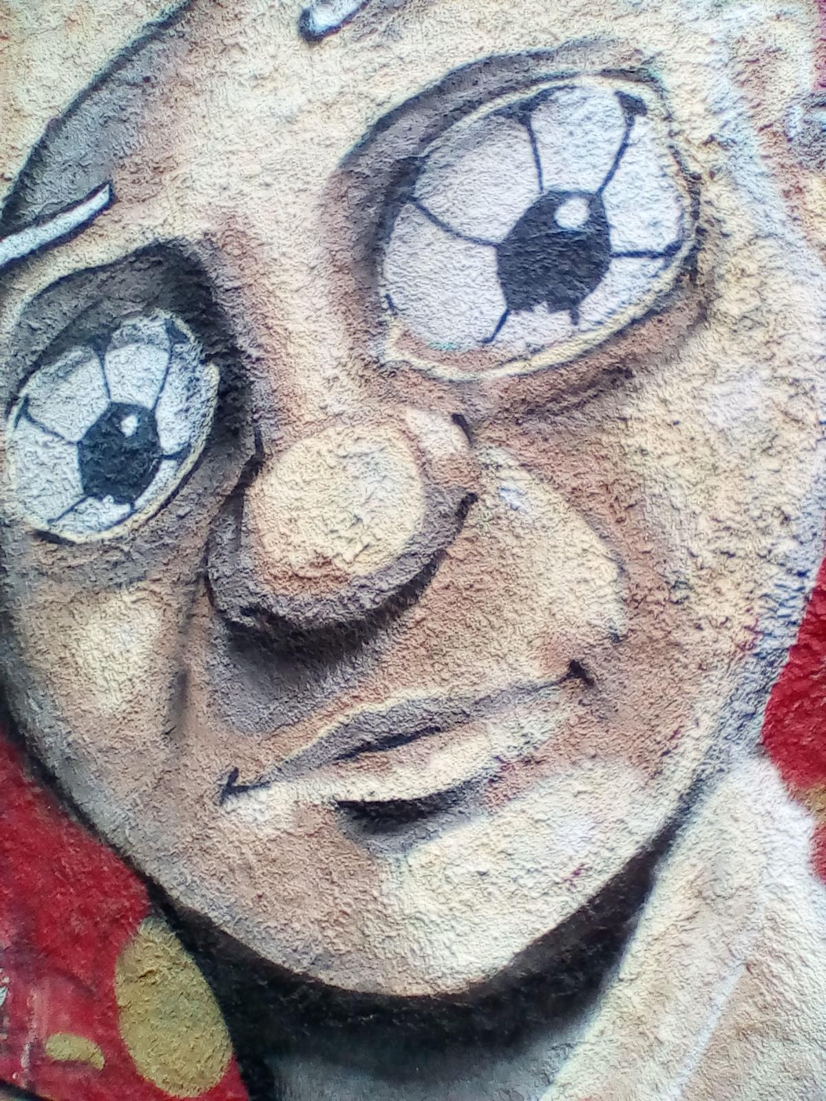 Grafity san Siro