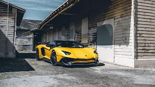 supercar sports car lamborghini_aventador lamborghini car