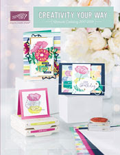 New Stampin' Up catalog