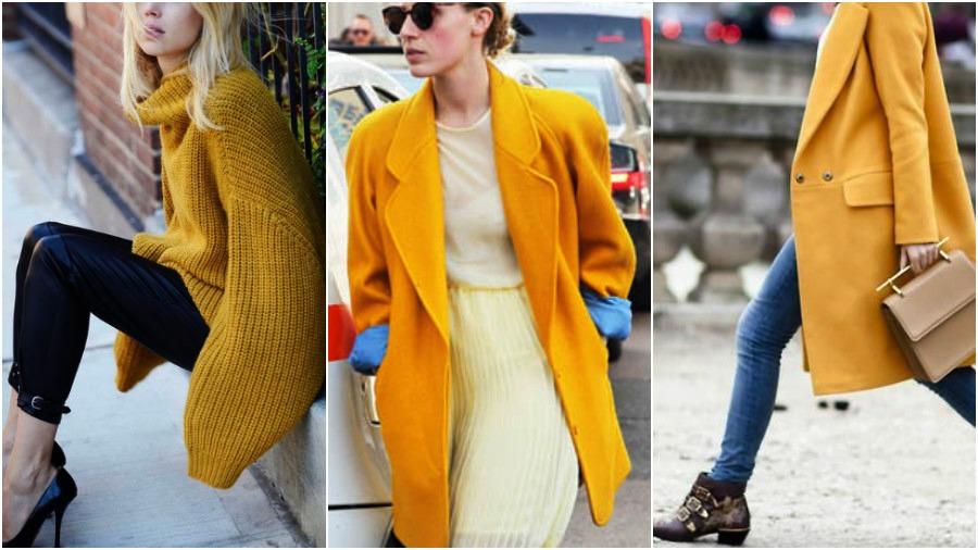 como combinar el color mostaza blog de moda pimentela