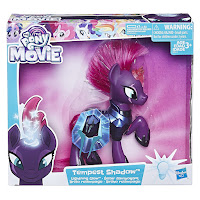 MLP the Movie Lightning Glow Tempest Shadow Brushable