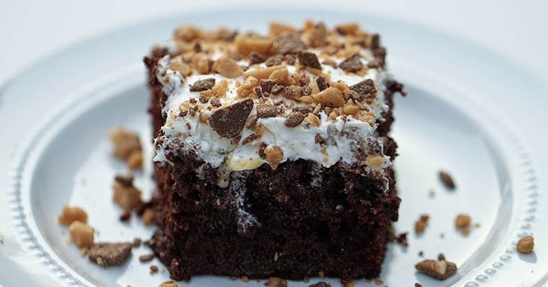 Devil S Food Cake With Condensed Milk