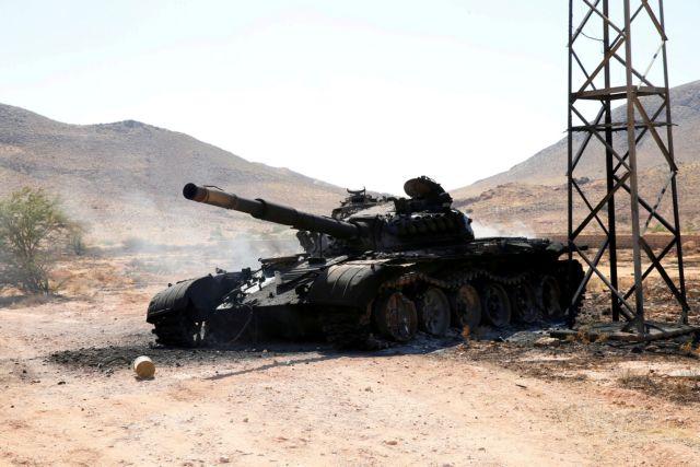 Ερντογάν και Χαφτάρ κατεβάζουν στρατό και όπλα πριν τη Διάσκεψη