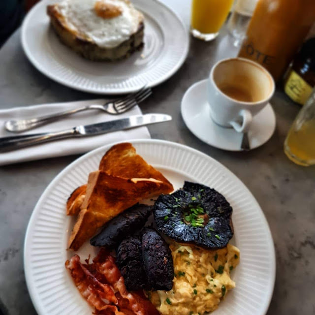Exeter's Best Breakfasts: Côte Brasserie
