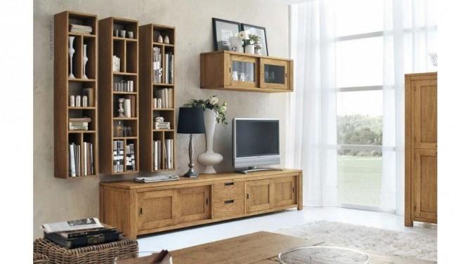 Muebles de dise o moderno y decoracion de interiores las for Composiciones modulares para salon