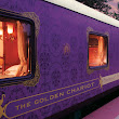 Grandeur and luxury in the Golden Chariot
