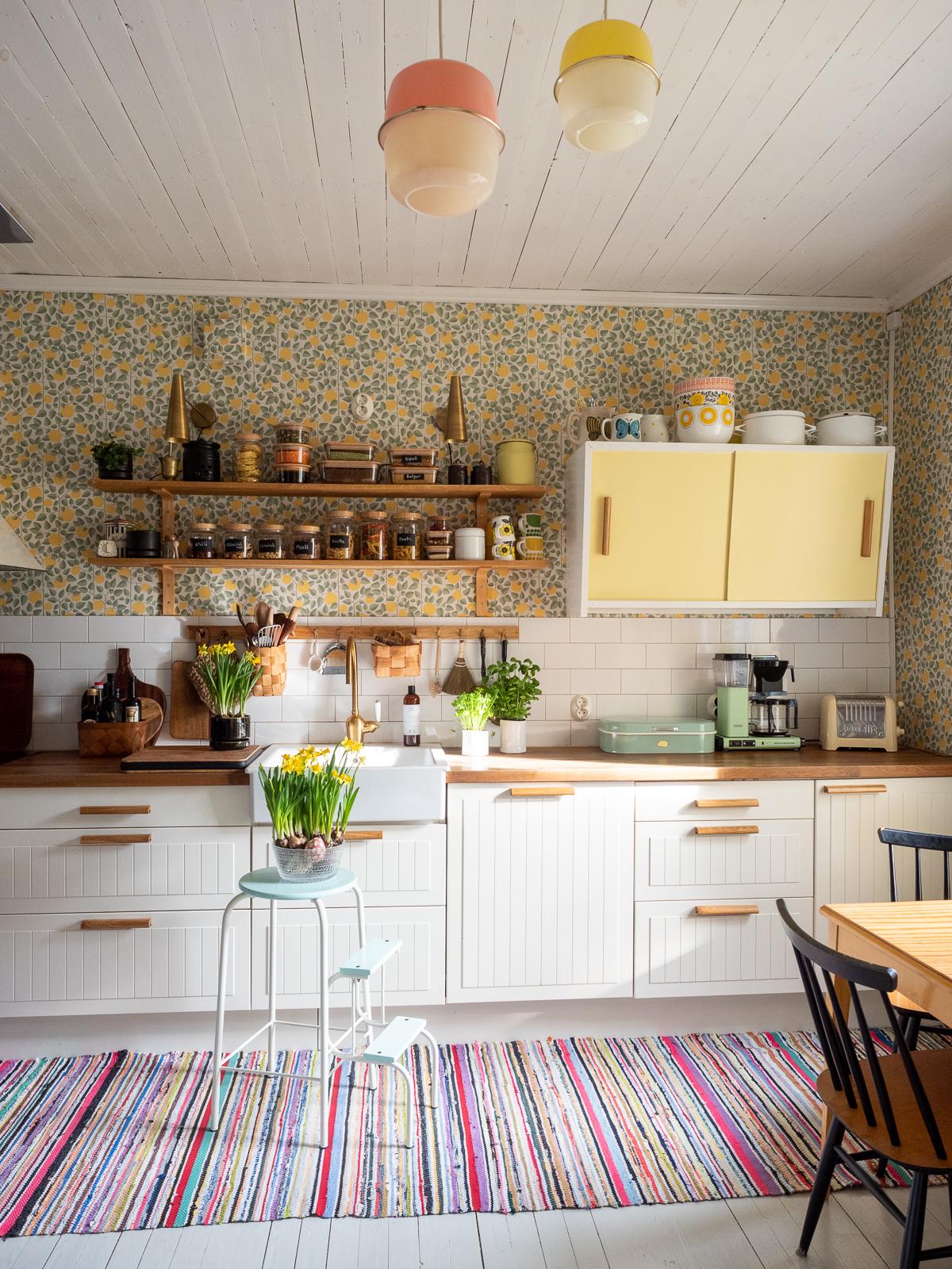 keittiön avohyllyt kokemuksia