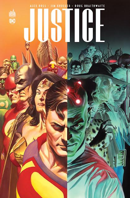 Comics Livre JLA - Justice - L'Agenda Mensuel - Juillet-Août 2017