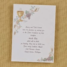 Technically There Is No Signature Line On Your Invites But The Bottom Typically Includes Pa Names For Example Can Be