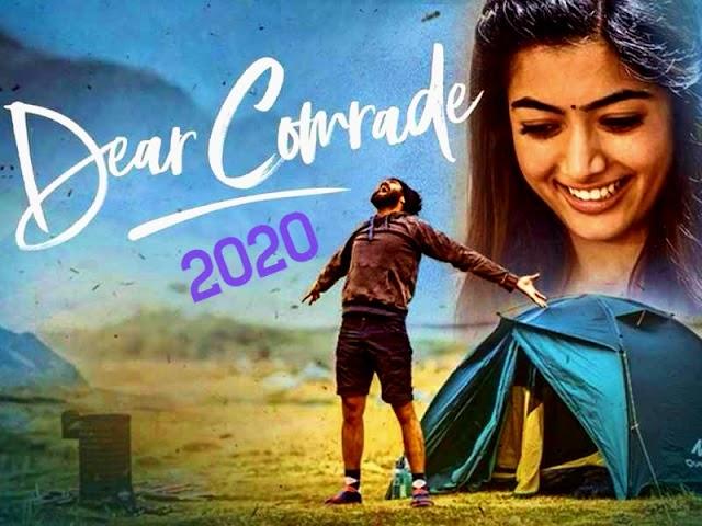 Dear Comrade (2020) Full HD Movie Hindi Dubbed Download