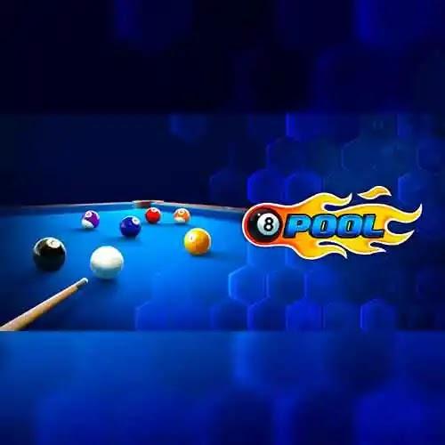 إذا كنت من محبي الألعاب الرياضية وخاصة لعبة البلياردو الرائعة فلا تفوت فرصة لعب 8 Ball Pool