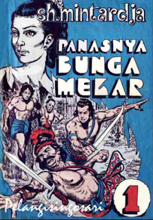 Cerita silat Indonesia Serial Pelangi Di Langit Singasari