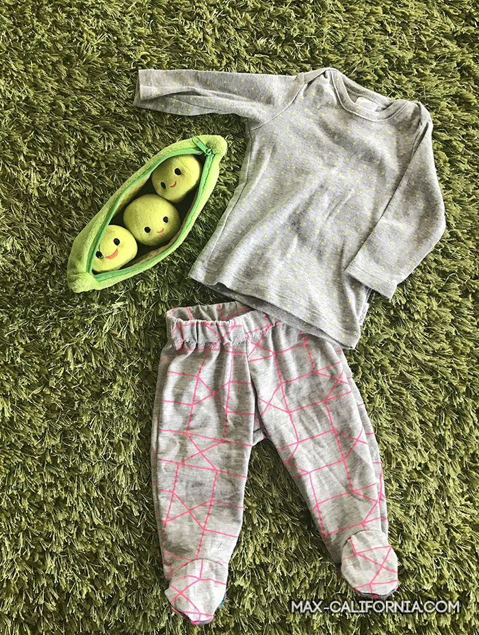 sew much ado's free footed baby pants pattern  • www.max-california.com