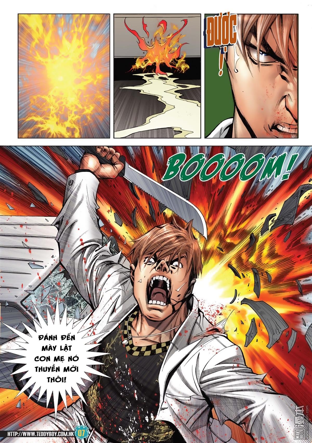 Người Trong Giang Hồ chapter 2038: thanh toán trang 6