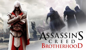 Assassin's creed brotherhood  High Compressed Pc Game  high compress