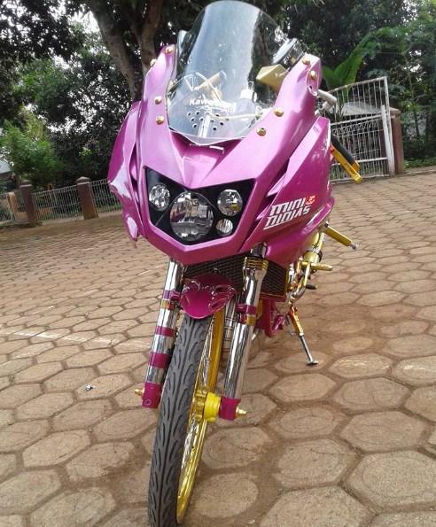 Modifikasi Motor Trabas