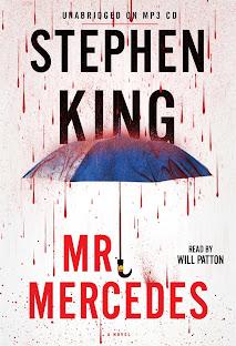 Mr. Mercedes - Book Horror - Stephen King