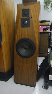 Avalon Acoustics ascent II speaker DSC06672