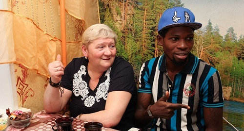 Young Nigerian Man Married To Elderly White Woman Dies Of Massive Heart Attack (Photo)