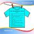 Sablon Kaos Satuan Tulisan atau Gambar
