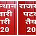 राजस्थान कर्मचारी चयन आयोग ने निकाली पटवारी के 4207 पदों पर भर्ती, आवेदन कीजिए।