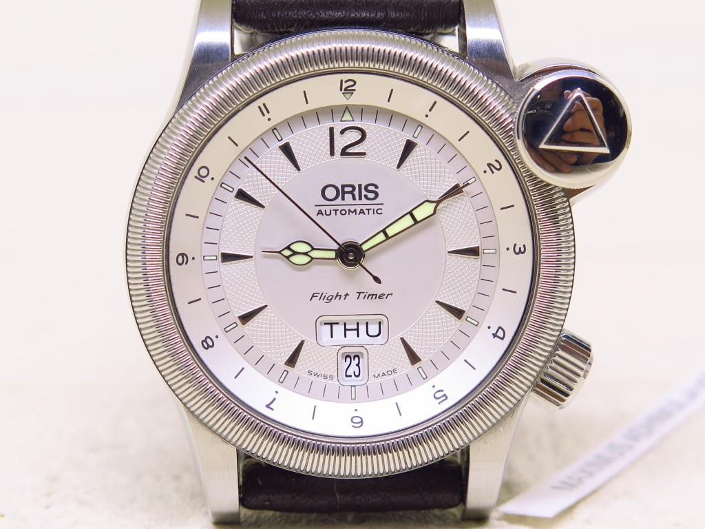 ORIS FLIGHT TIMER DAY DATE - AUTOMATIC