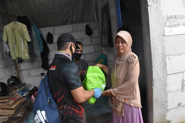 KodimKaranganyar - Perwira TNI Lulusan Akademi Militer Tahun 2000 Turun Lapangan Bantu Masyarakat