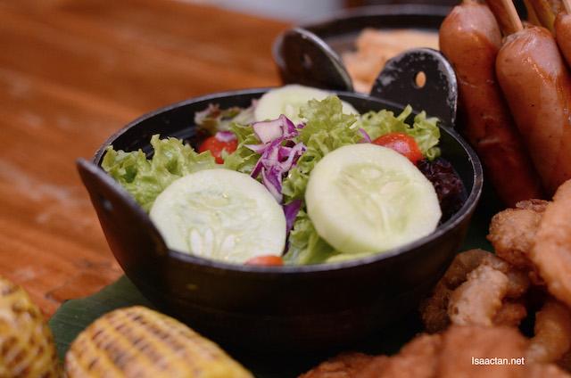 Mini Mix Mesclun Salad