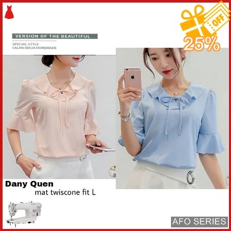 AFO632 Model Fashion Dany Quen Modis Murah BMGShop