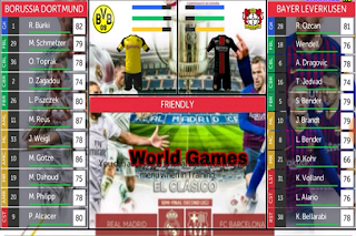 Download FTS 20 ELClasico Edition New Transfer Apk Data Obb for Android