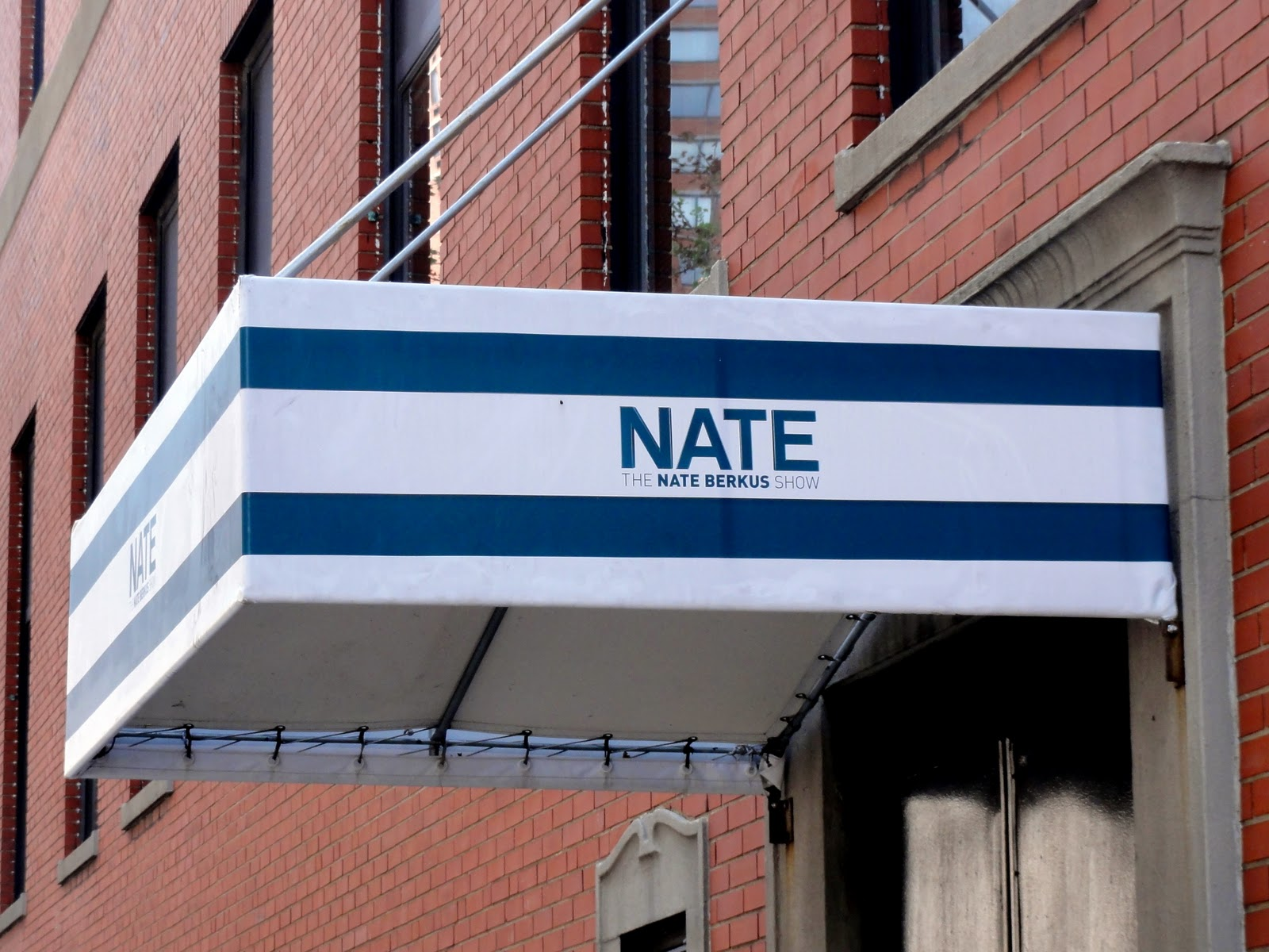 Backstage Pass {The Nate Show}