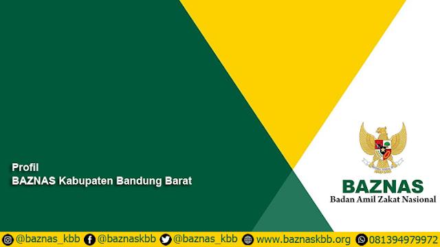 Profil Badan Amil Zakat Nasional Kabupaten Bandung Barat (BAZNAS KBB)