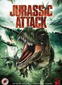Jurassic Attack (2013) Hindi - Tamil - Eng Full Movies 300mb BDRip