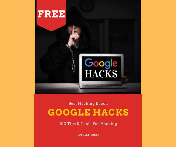 Free Ebook - Google Hacks | ফ্রি ইবুক - গুগল হ্যাকস