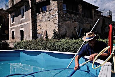Preparación de la piscina para el verano