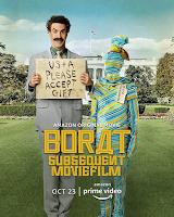 (18+) Borat Subsequent Moviefilm 2020 English 720p HDRip