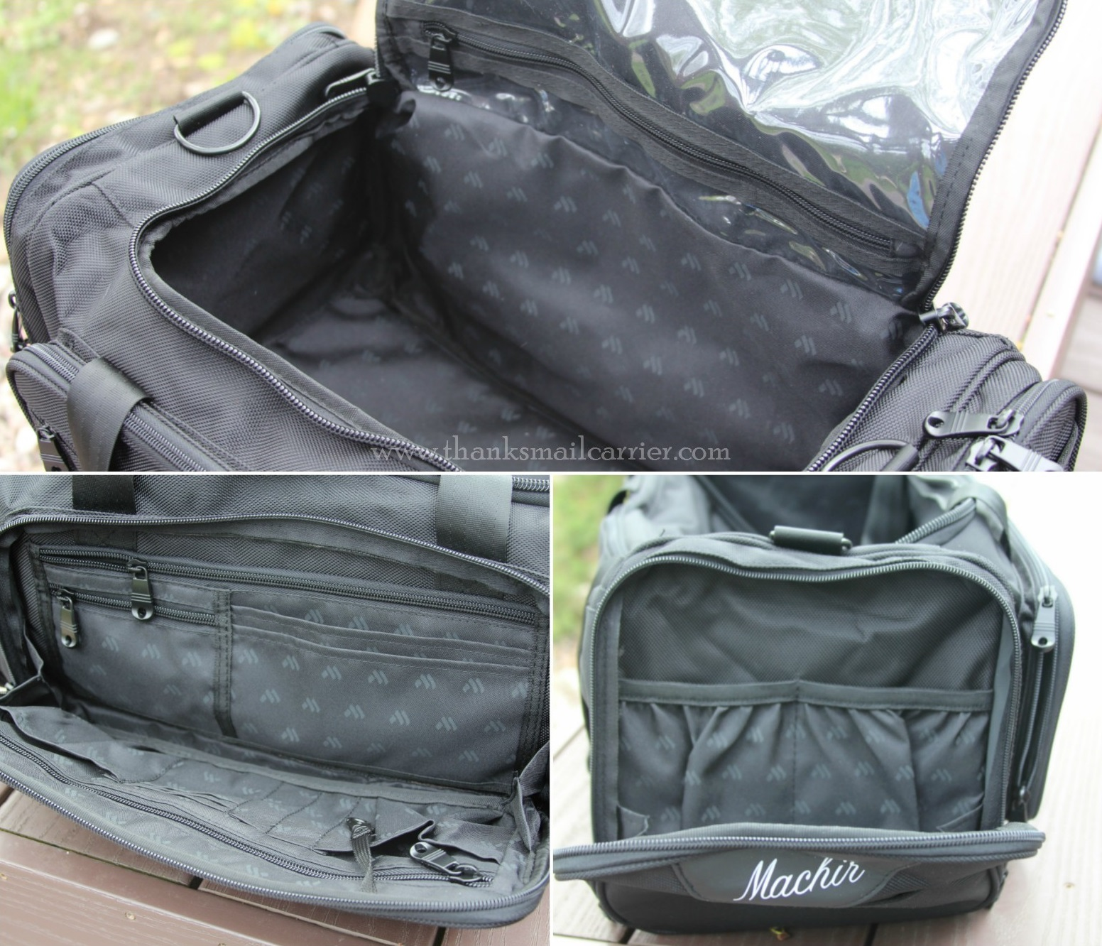 Machir small duffle review