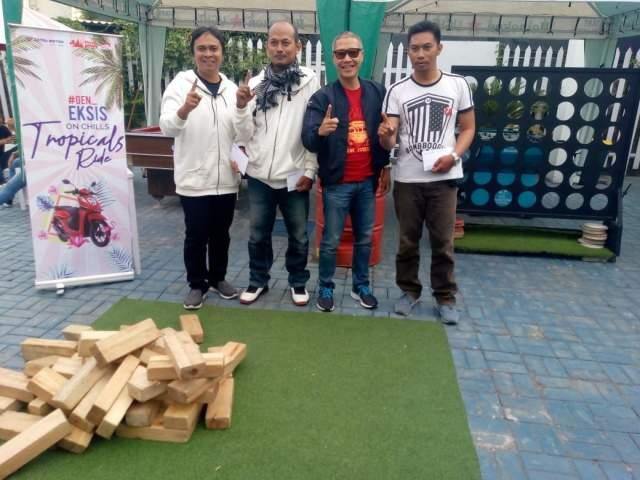 Juara Foto Contest Fun Touring Honda Genio 110 Bali