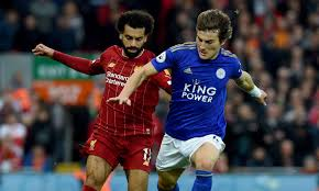 Liverpool humiliates Leicester city to stay top of Premier League table