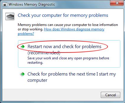 guía paso a paso para verificar su RAM en su PC con Windows