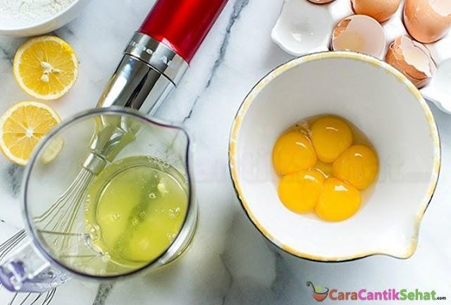 Cara Membuat Masker Putih Telur Dan Jeruk Nipis Beserta Manfaatnya